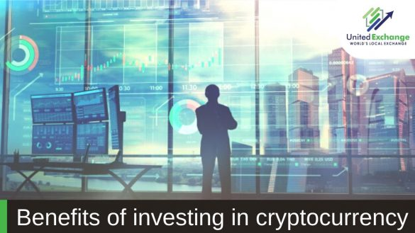 Benefits of investing in cryptocurrency