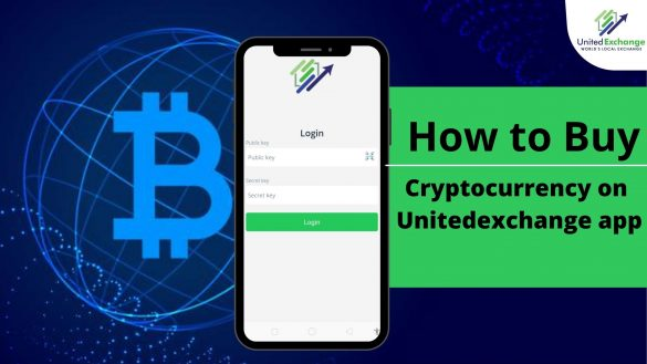 How to buy cryptocurrency on united exchange app